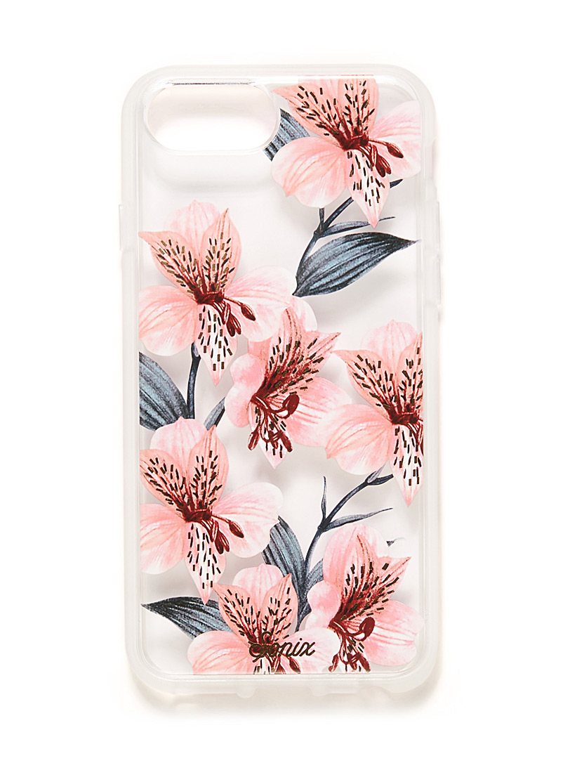 Exotic destination iPhone case - Assorted Extras - Pink