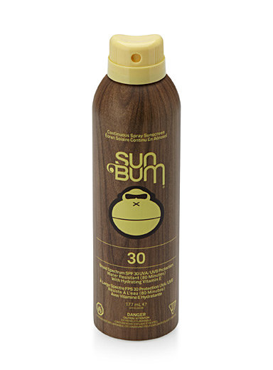 Sun Bum Assorted SPF 30 spray sunscreen for women