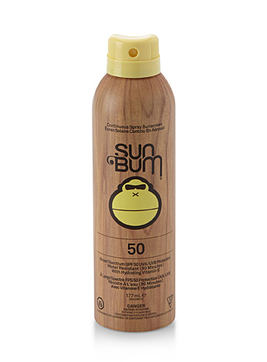 Sun Bum Assorted SPF 50 spray sunscreen for women