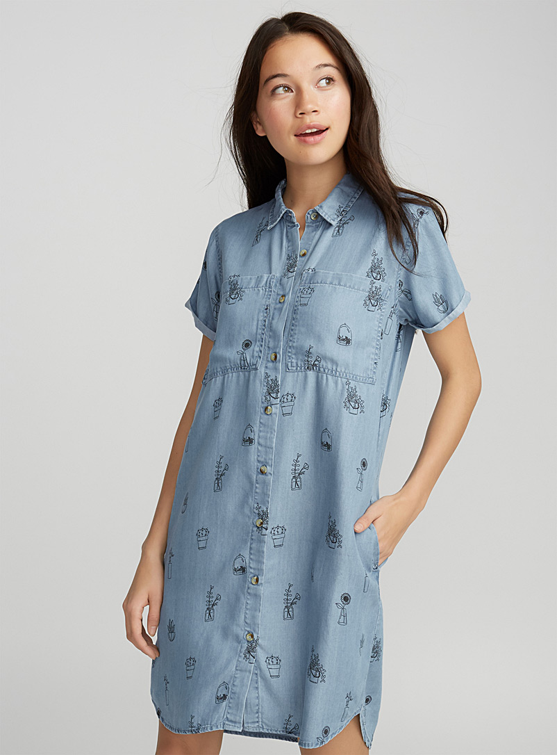 lyocell-shirtdress