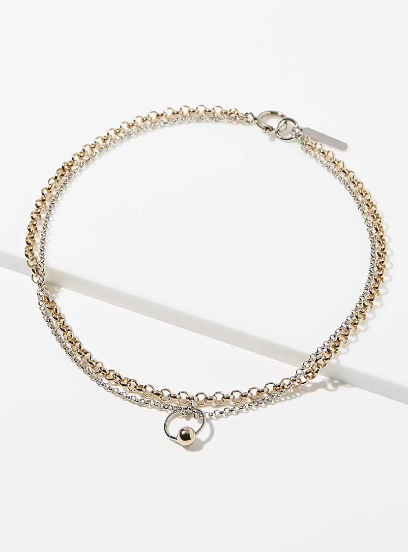 Justine Clenquet Assorted Nicky choker for women