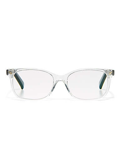 Griffintown rectangular glasses