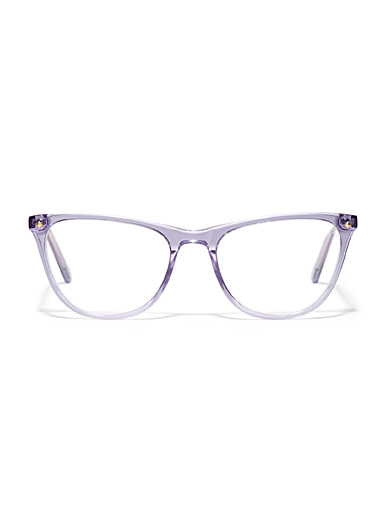 Hydra cat-eye glasses