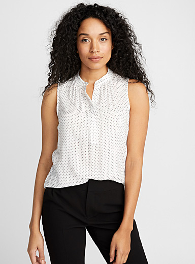 Ponti dotted camisole