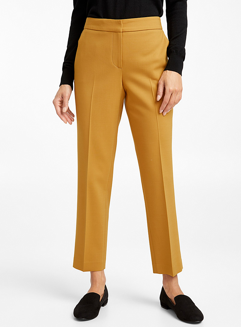 andria-ochre-ankle-length-pant