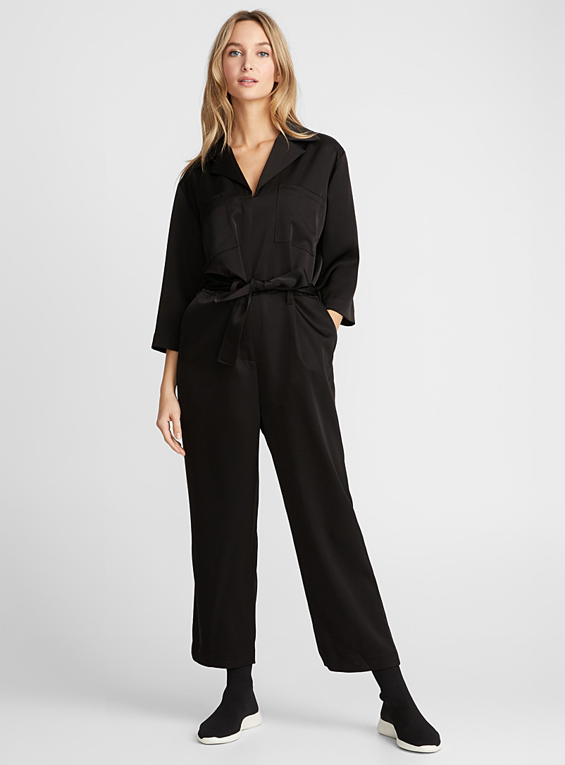 Altermodern satiny pocket jumpsuit - Collections