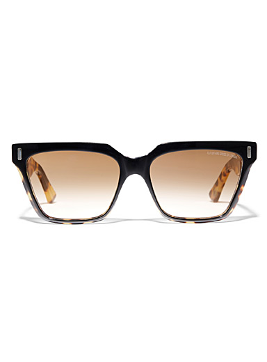Cutler and Gross Oxford Classic square sunglasses for women