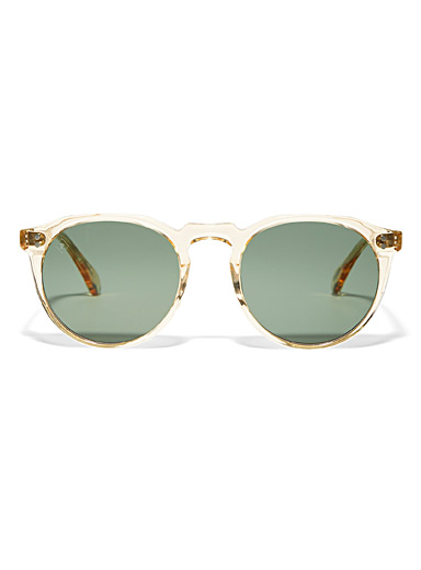 Remmy 49 round sunglasses