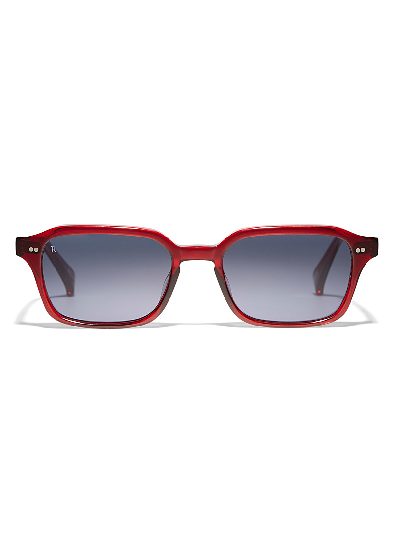 Boyd rectangular sunglasses - Designer - Red