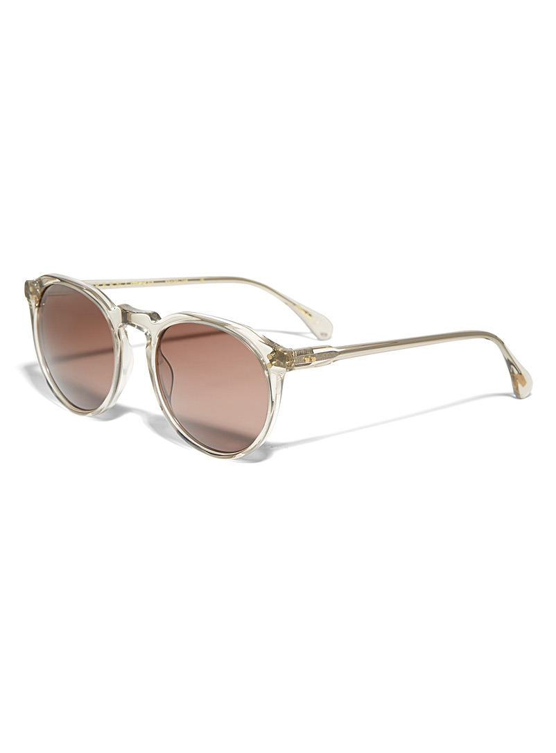Remmy round sunglasses - Designer - Assorted