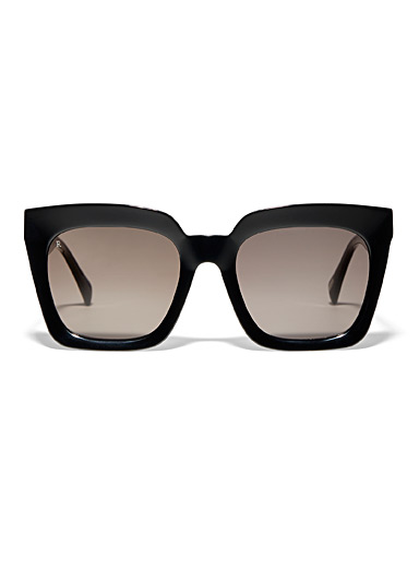 Vine square sunglasses