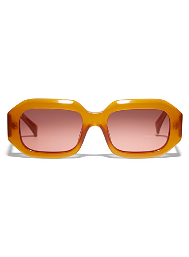 Sill rectangular sunglasses