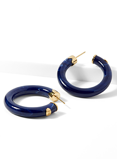 Caftan blue hoops