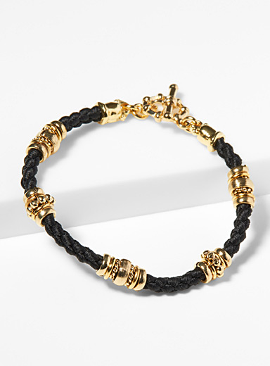 Marquise gold bracelet