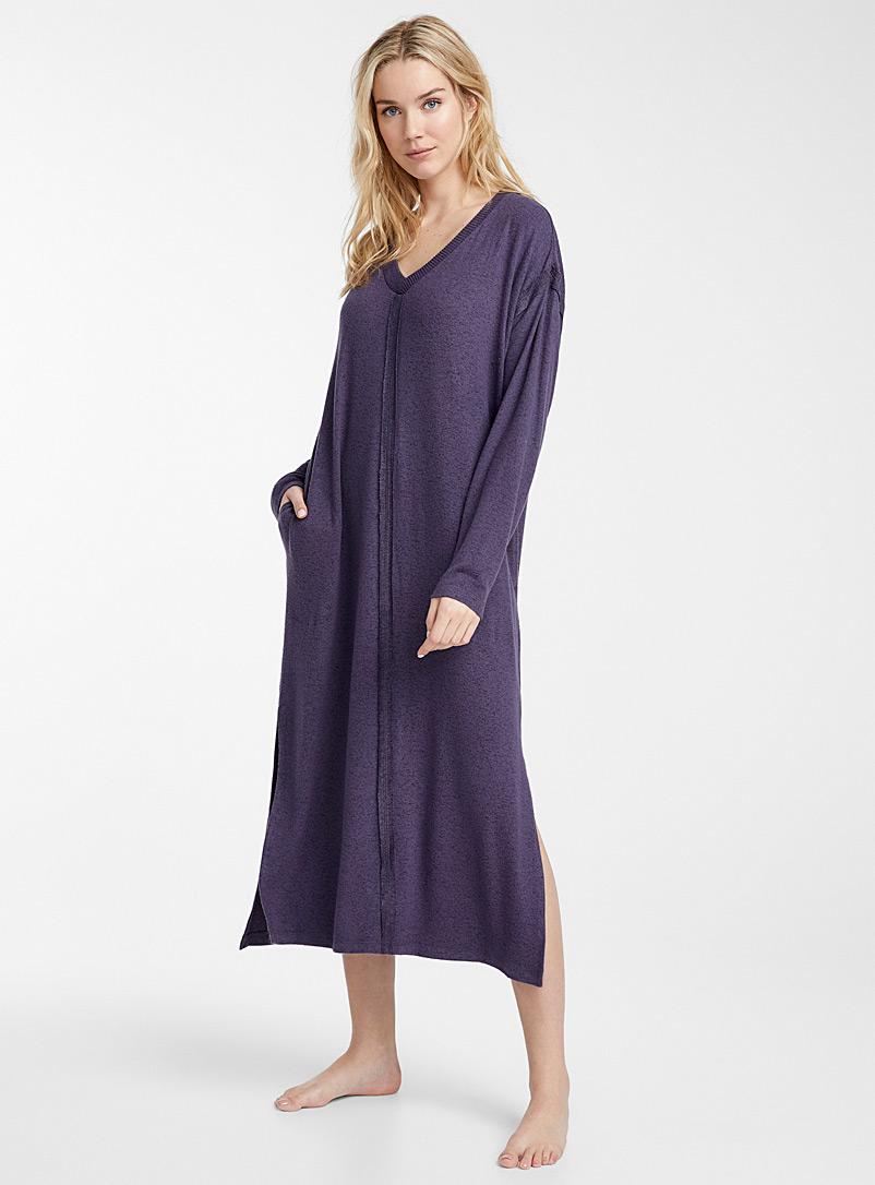 Ultra soft midnight blue nightgown - Nighties & Sleepshirts