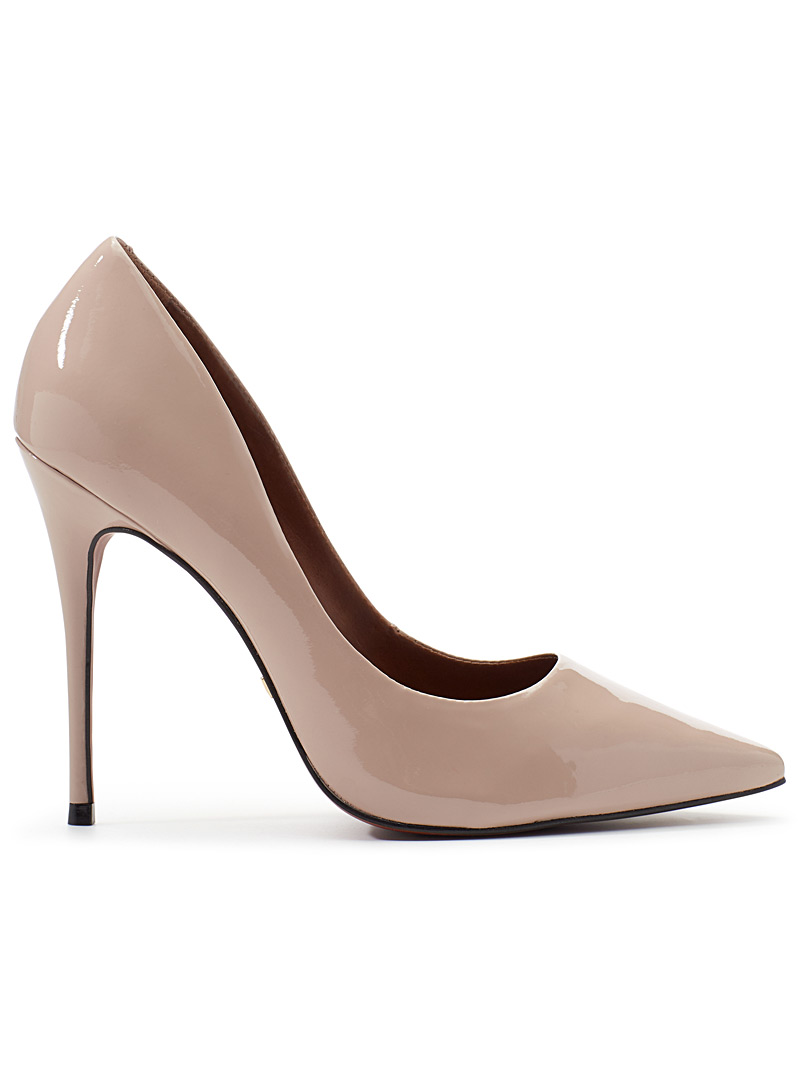 Teeva pumps - Heels - Tan