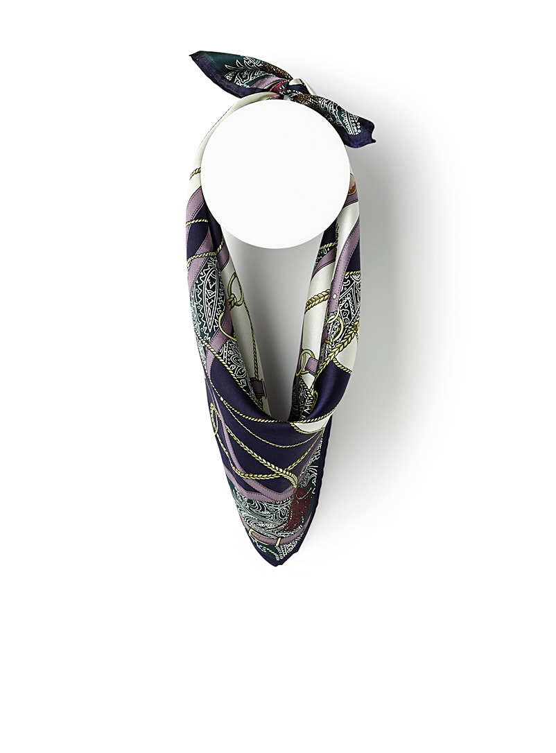 le-foulard-medaillons-antiques