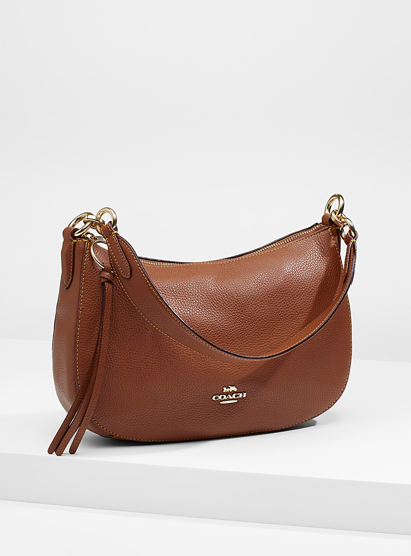 Coach Brown Sutton Crossbody for women