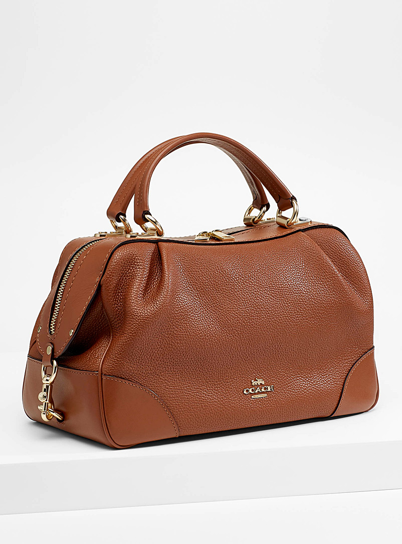 Lane handbag - Designer Bags - Brown