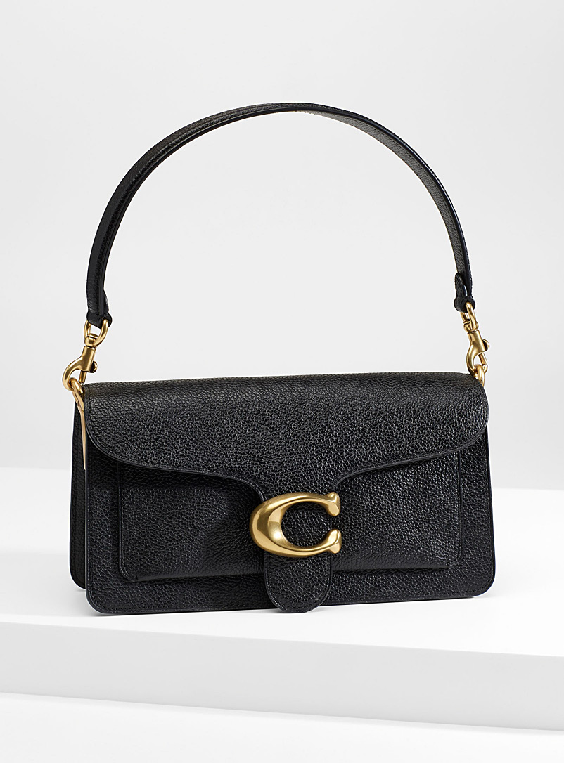 Coach Black Tabby bag 26 for women