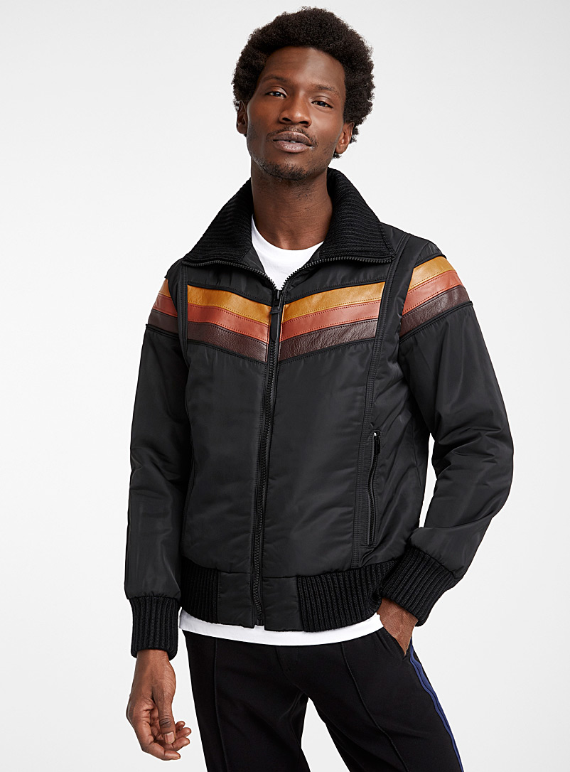 Coach 1941 Black Ski jacket for men