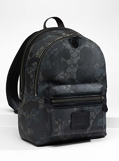Wild Beast signature print Academy backpack