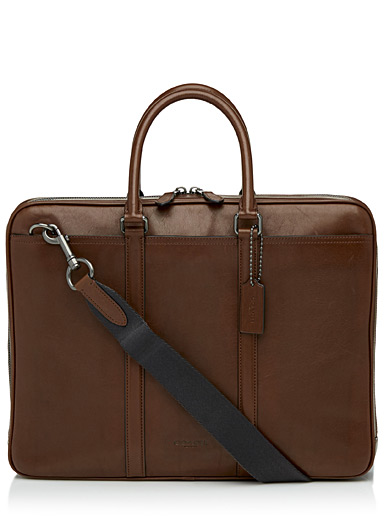 Metropolitan slim brief