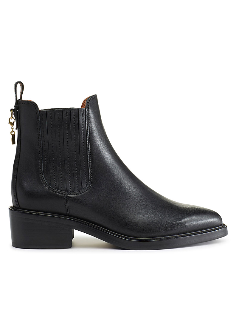 black-chelsea-bowery-boots