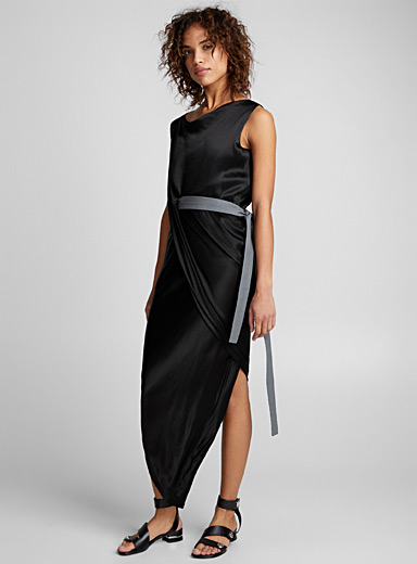Vian asymmetric dress