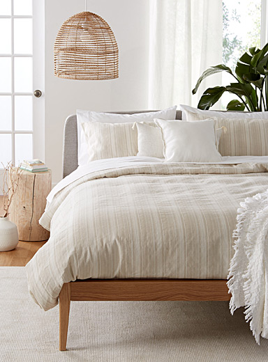 Naturally pure duvet cover set