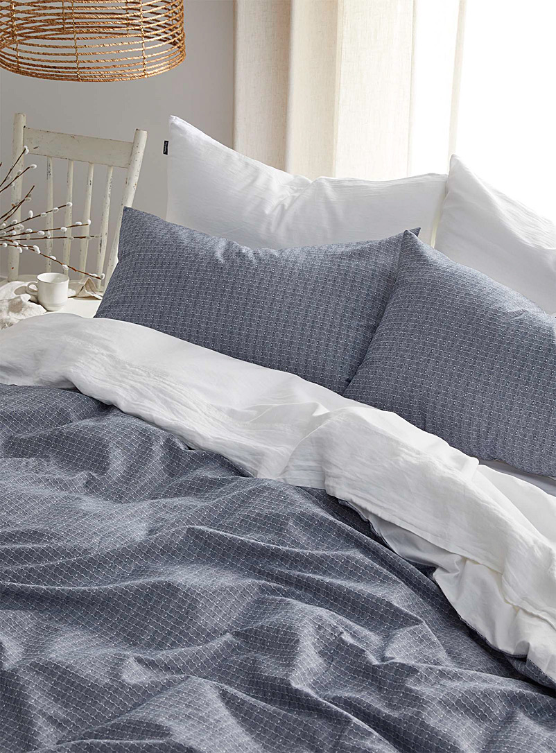 Simons Maison Blue Murmur of the waves duvet cover set