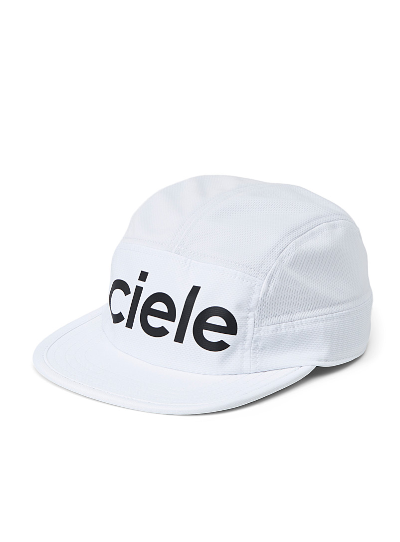 Ciele White GOCap Century Trooper cap for men