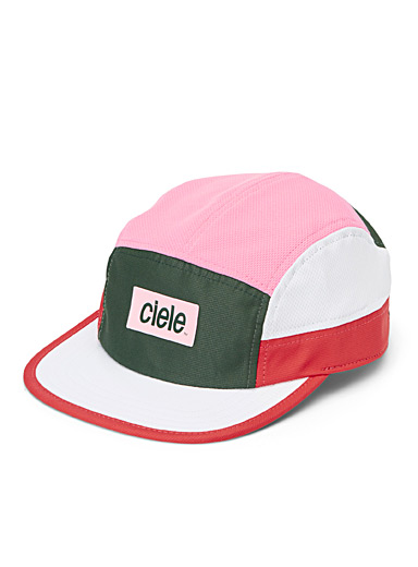 Ciele Pink GOCap colour block cap for women