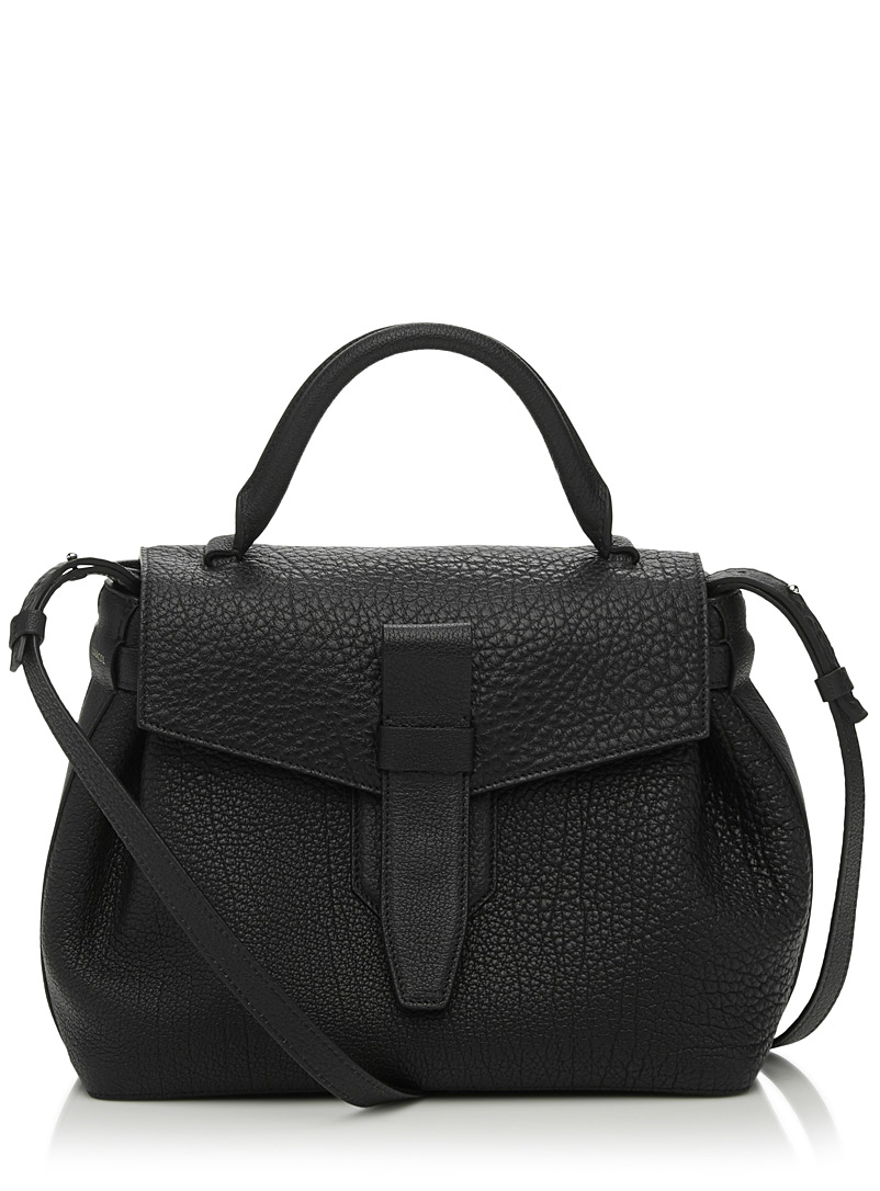 Lancel Black Charlie tote for women