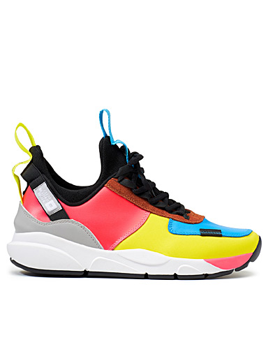 Contera multicoloured sneakers  Men