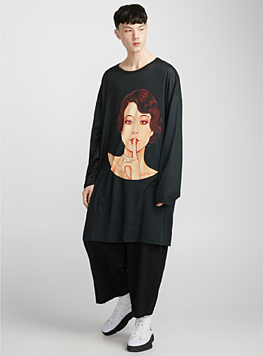 Le long tee-shirt Hush Lady