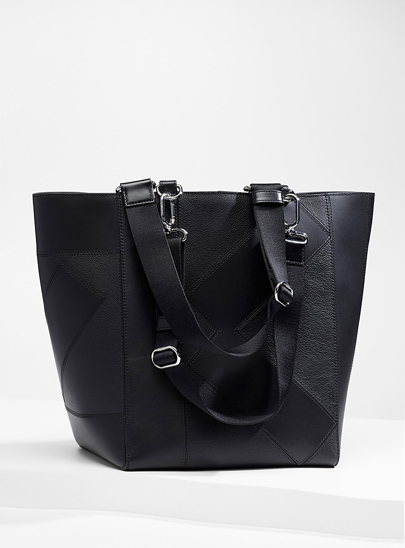 Kenzo Black Kube tote for women