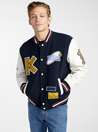 Le blouson Varsity Tiger Mountain