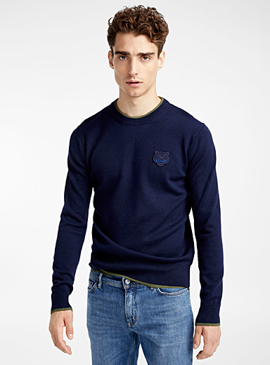 Le pull Tiger Crest
