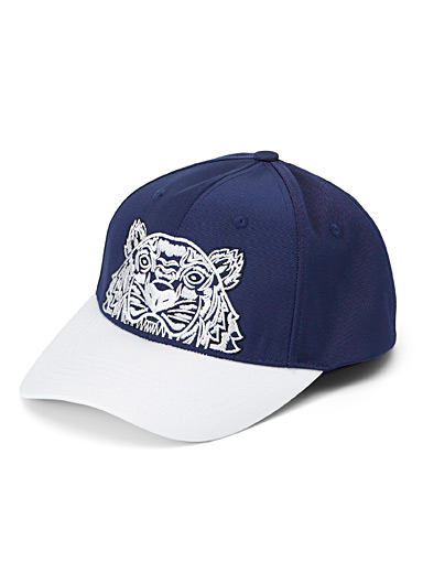 Colorblock Tiger cap