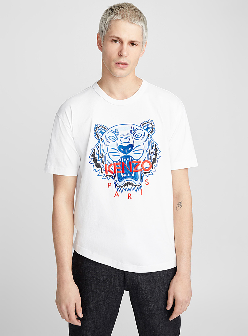 55cf44add5 Embroidered Tiger T-shirt