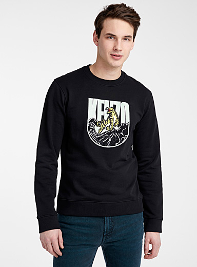 Tiger Mountain Capsule Expedition sweatshirt