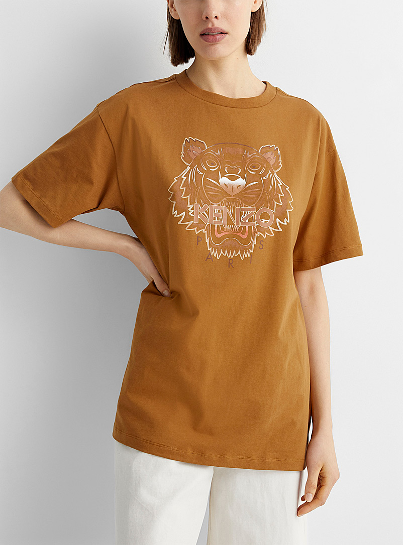 Tiger oversized T-shirt