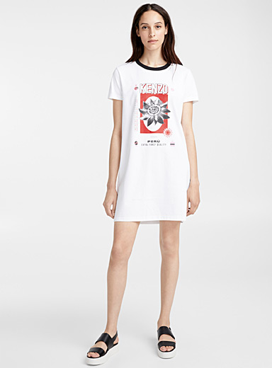 La robe t-shirt Rice Bags