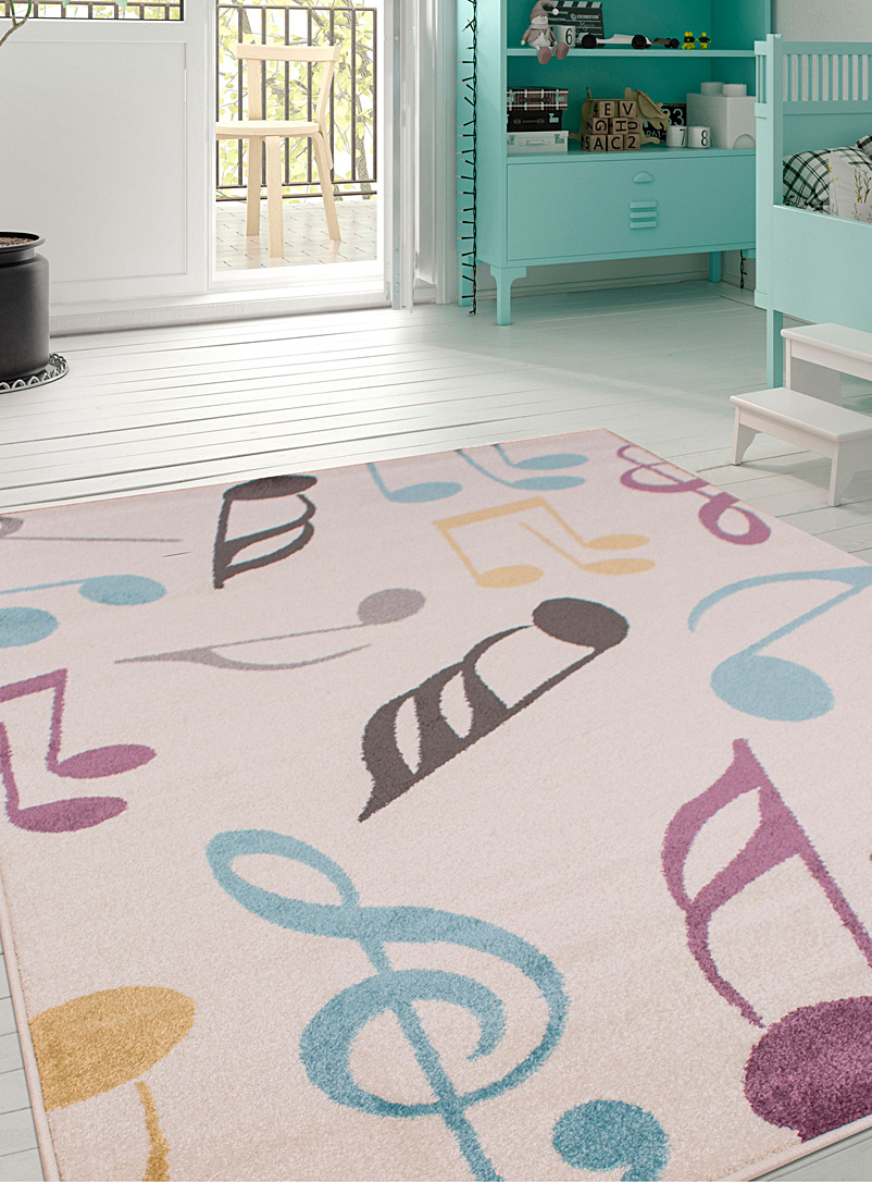 Simons Maison Assorted Musical composition rug