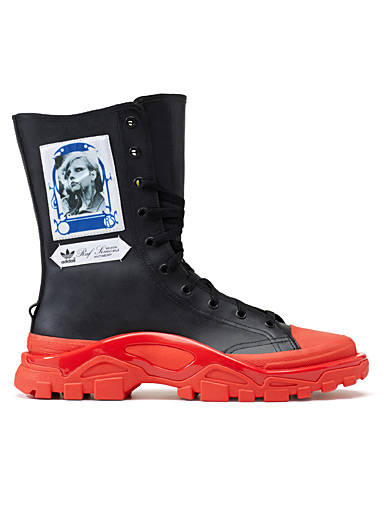 RS Detroit High boots