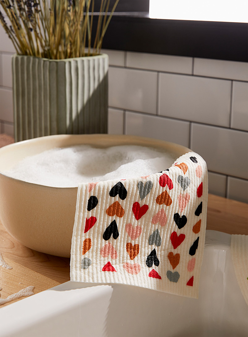 Simons Maison Assorted Universal love sponge cloth