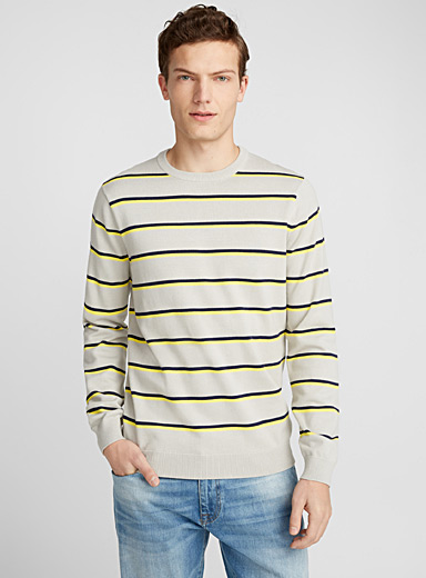 Vacation stripe sweater