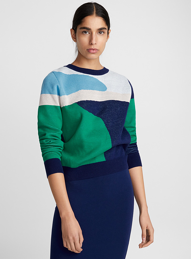 abstract-art-print-sweater