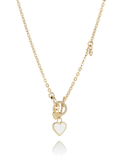 Romantic charm necklace